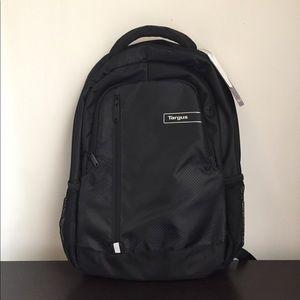 New Targus Black Spirt Backpack